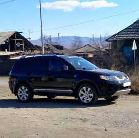 Кызыл Outlander 2007