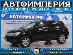 Красноярск Nissan Murano 2003