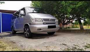 Терская Multivan 2001