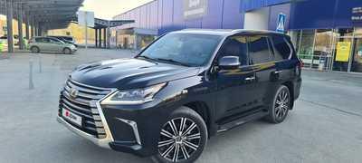 Омск Lexus LX570 2018