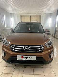 Тара Hyundai Creta 2016