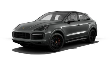 Cayenne Coupe 2021