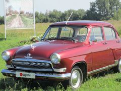 Советское 21 Волга 1959