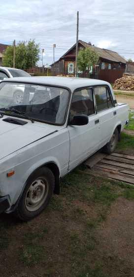 Староуткинск 2105 2001