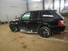 Сыктывкар Range Rover Sport