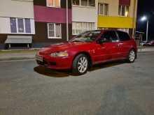 Курск Civic 1992