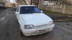 Симферополь Kadett 1989
