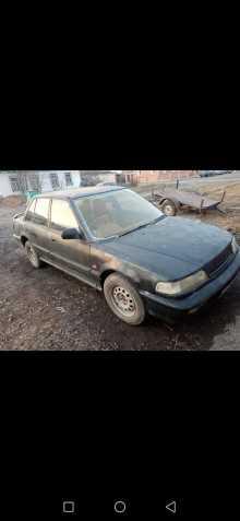 Черногорск Civic 1990