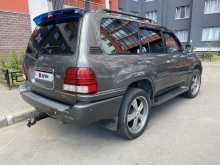 Санкт-Петербург LX470 2000