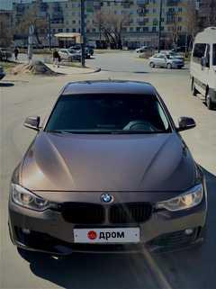Кыштым BMW 3-Series 2012