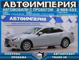 Красноярск Mazda Mazda6 2015