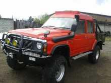 Братск Safari 1993
