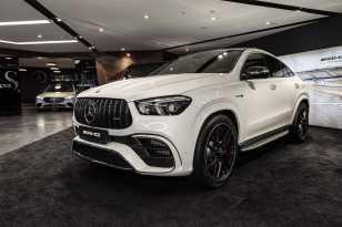GLE Coupe 2021