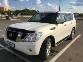 Новокузнецк Nissan Patrol 2011
