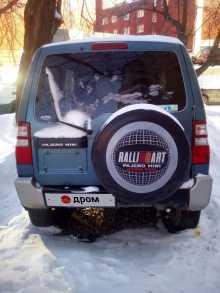Екатеринбург Pajero Mini 2004