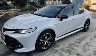 Рубцовск Toyota Camry 2020