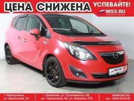 Кемерово Opel Meriva 2012