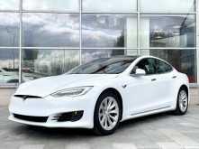 Москва Tesla Model S 2016