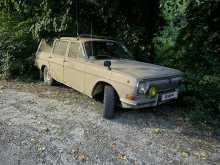 Туапсе 24 Волга 1980