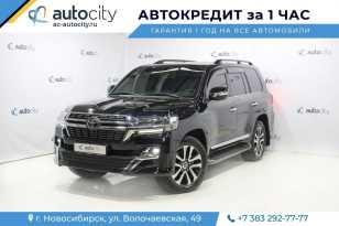 Новосибирск Land Cruiser 2019