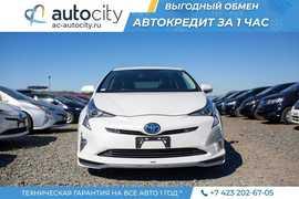 Владивосток Prius 2017