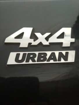 Биробиджан 4x4 Урбан 2015