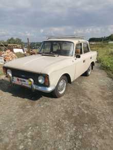 Омск 412 1983