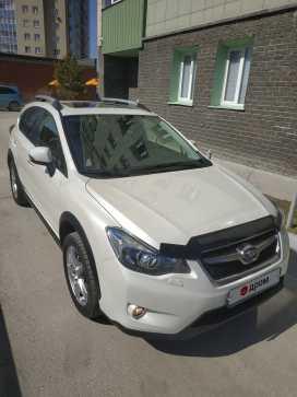 Новосибирск Subaru XV 2013