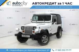 Новосибирск Jeep Wrangler 1995