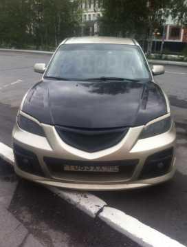 Советский Mazda3 2008