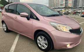 Новороссийск Nissan Note 2016