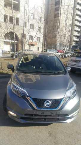 Санкт-Петербург Nissan Note 2018