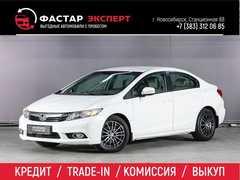 Новосибирск Civic 2012