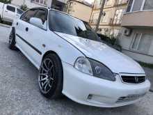 Геленджик Civic Ferio 2000