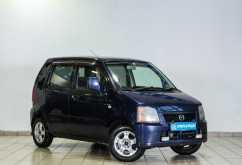 Новокузнецк AZ-Wagon 2002