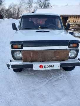 Кызыл-Озек 4x4 2121 Нива 1993