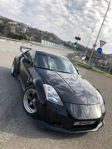 Сочи Nissan 350Z 2005