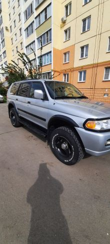 Курган Montero Sport 2000
