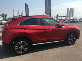 Абакан Eclipse Cross 2018