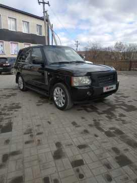 Маслянино Range Rover 2008