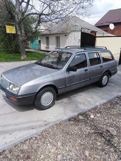 Ставрополь Sierra 1986