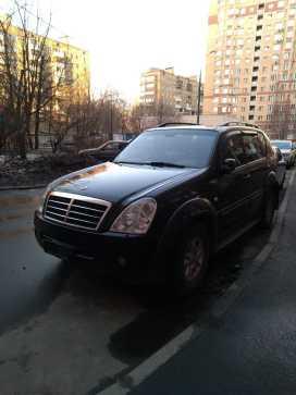Москва Rexton 2009