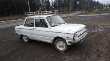 Усть-Илимск Запорожец 1992