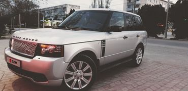 Нижнегорский Range Rover 2008
