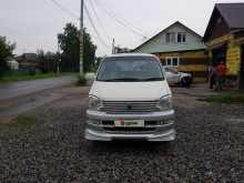 Новосибирск Hiace Regius 2001