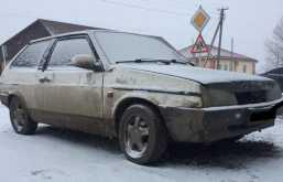 Атаманская 2108 1986