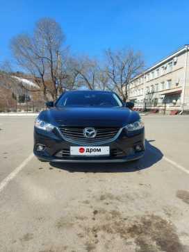 Горно-Алтайск Mazda6 2016