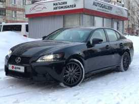 Пермь GS350 2012
