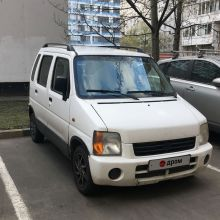 Москва Wagon R 1998