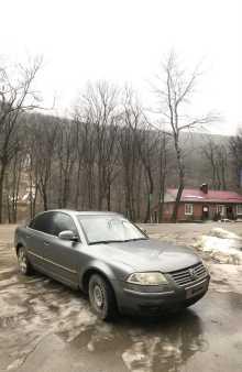 Калининская Passat 2004